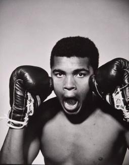 Campeão mundial de boxe Muhammad Ali (Quadro 5)