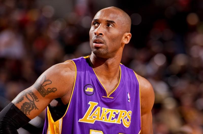 NBA Star Kobe Bryant (Image 1)