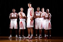 Estrela do basquete Yao Ming