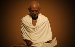 Mohandas Karamchand Gandhi (Quadro 2)