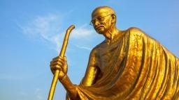 Mohandas Karamchand Gandhi (Quadro 3)