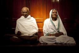 Mohandas Karamchand Gandhi (Quadro 6)