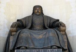 Genghis Khan (Quadro 5)