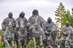 Genghis Khan (Quadro 6)