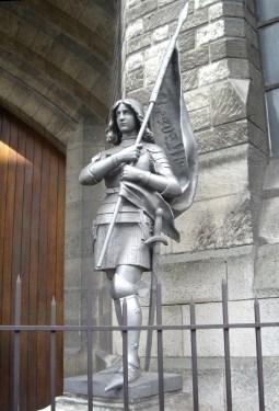 Joana d'Arc (Quadro 3)