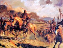 Wei Qing Han herói chinês imagem