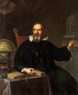 Físico italiano Galileu