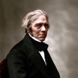 Michael Faraday imagem