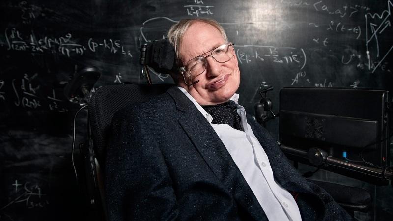 Stephen William Hawking (Image 1)