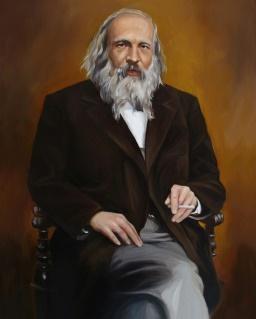 Dmitry Mendeleev (Quadro 3)