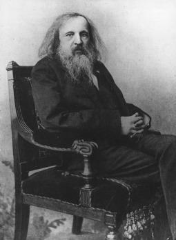 Dmitry Mendeleev (Quadro 1)