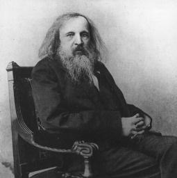 Dmitry Mendeleev imagem