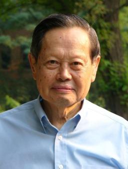 Físico famoso Yang Zhenning (Quadro 5)