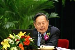 Físico famoso Yang Zhenning (Quadro 6)