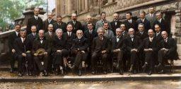 Físico Albert Einstein (Quadro 2)