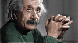 Físico Albert Einstein (Quadro 1)