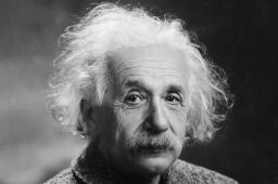 Físico Albert Einstein (Quadro 4)