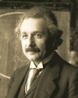 Físico Albert Einstein (Quadro 5)